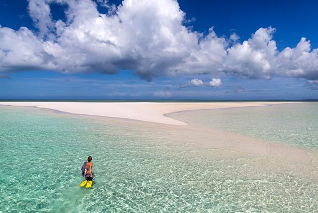 Tropical Island Beach Ambience Sound: Afrika Legszebb Szigetei, II. Rész