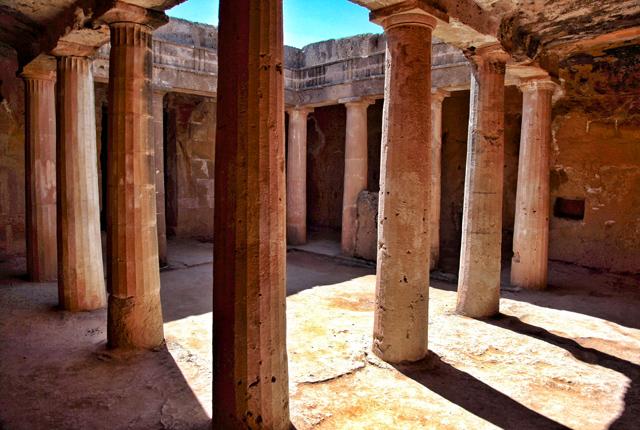 Barangolás Dél-Cipruson, I.rész
